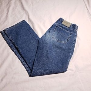 Silver Jeans Mens Size 29 / 30 Bootcut Button Fly